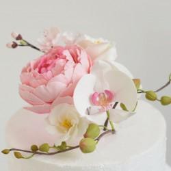 """""""Gum Paste"""" Weiss """"White"""" - 250g fleur"""