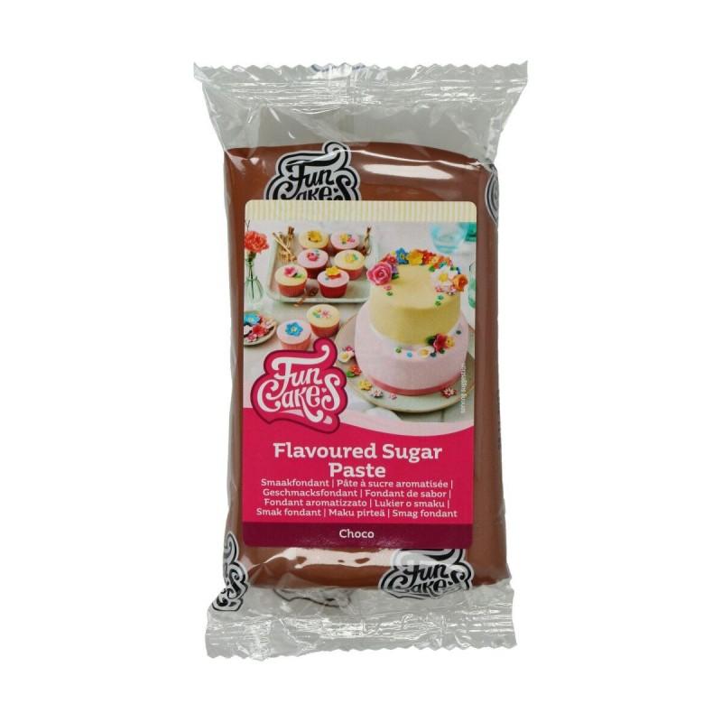 """Pâte a Sucre """"Choco"""" 250 gr"""