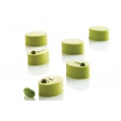 Micro Oval 5 Silicone mould