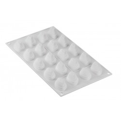 Quenelle 10 Silicone mould