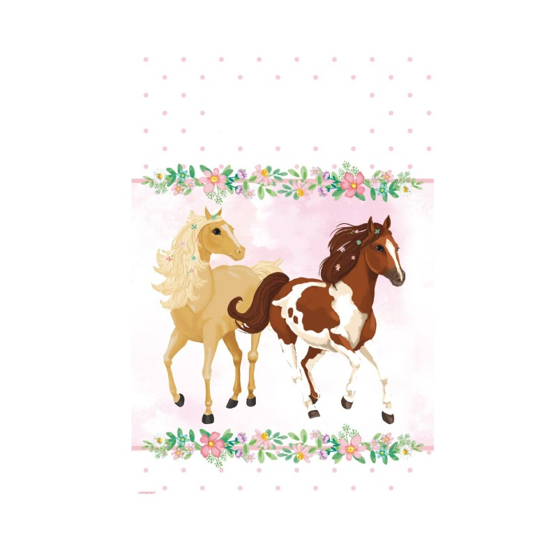 8 Party bags Horse