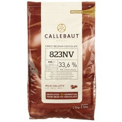 Chocolate Callets -Milk- 1kg