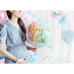 Balloon Boy or Girl foil