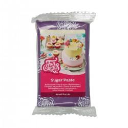 """Pâte a Sucre """"Royal Purple"""" 250gr"""