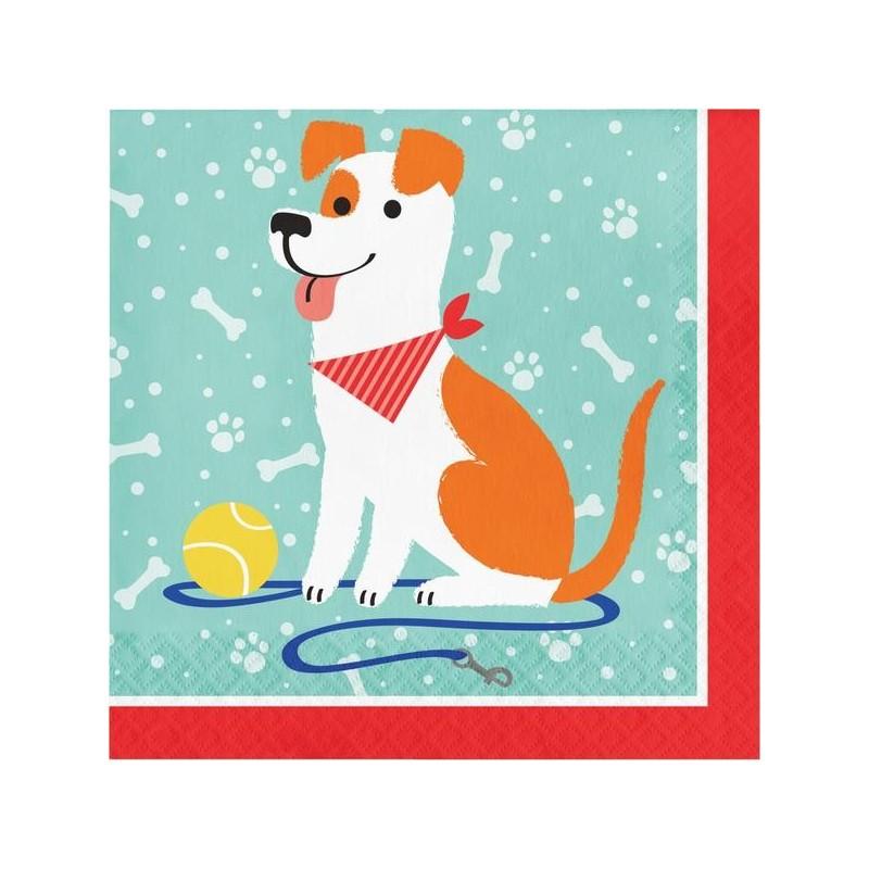 Napkins Dog