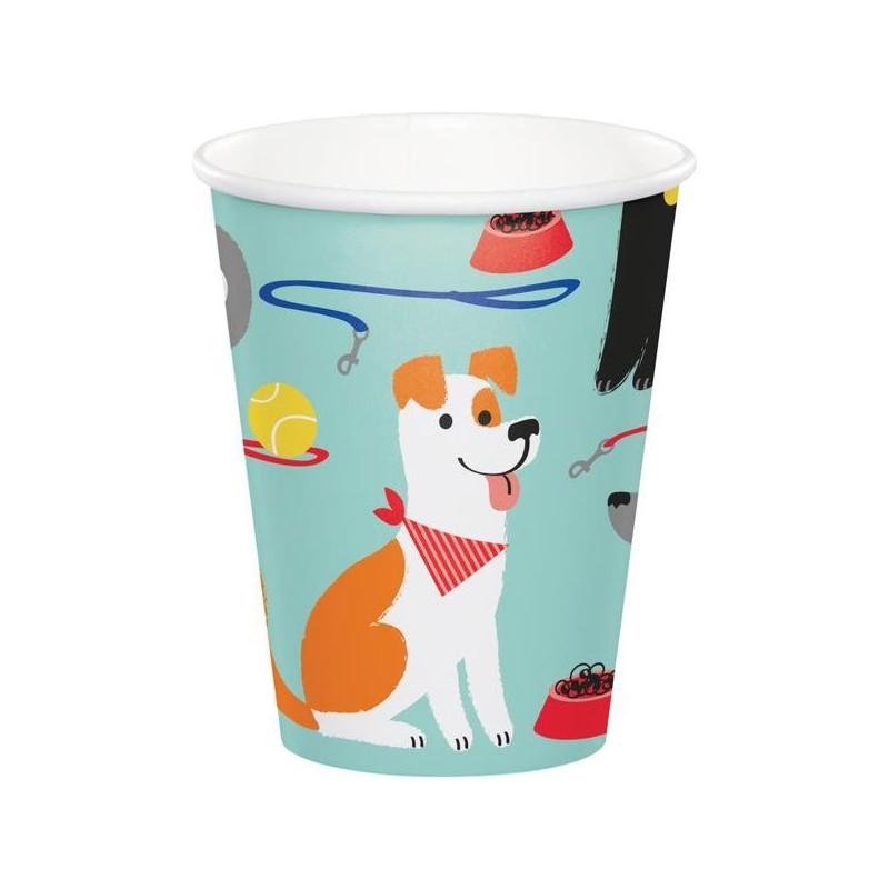 Cups Dog