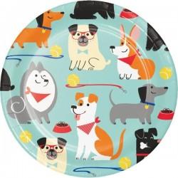 Small Plates Dog