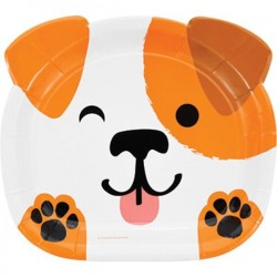 Plates Dog s Head