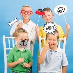 Photobooth Set Dog