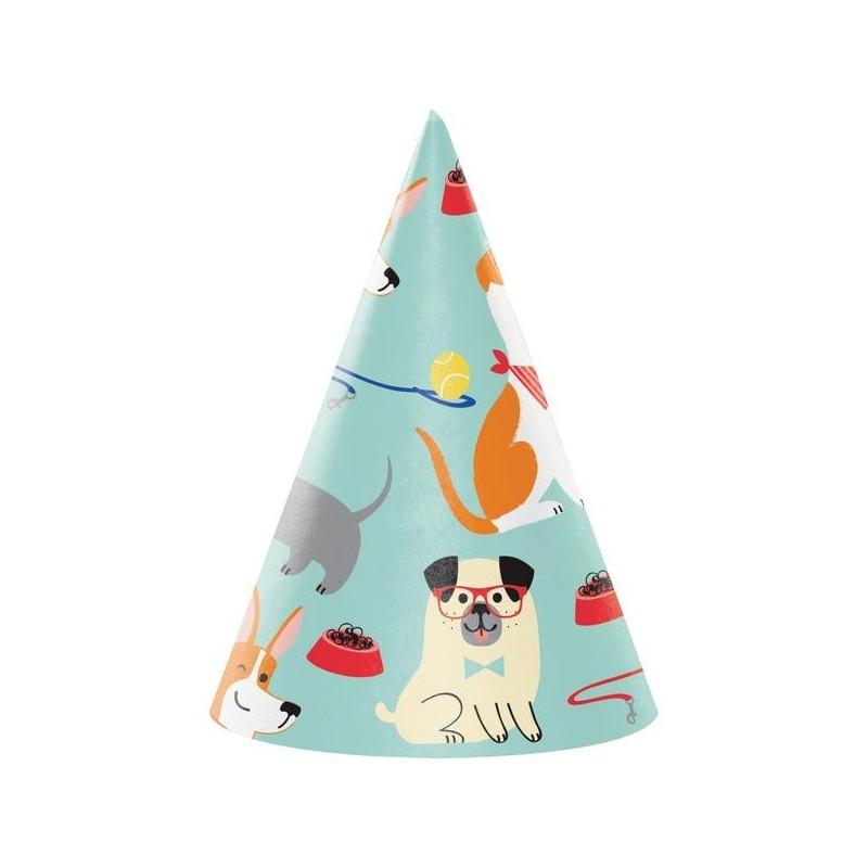 8 Hats Dog