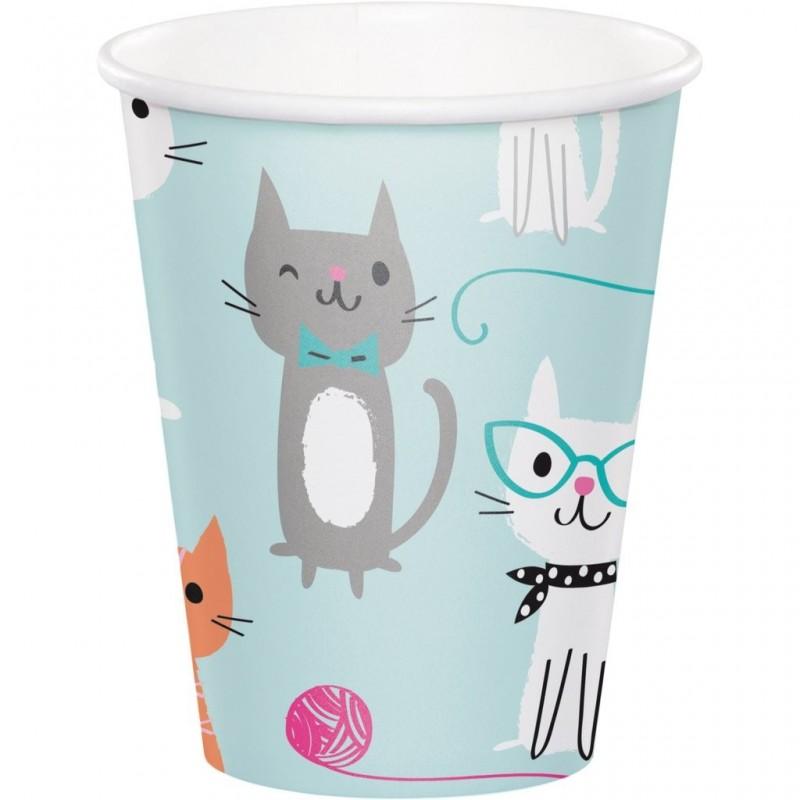 """Cups """"Cat"""""""