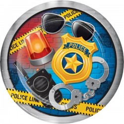Plates Police