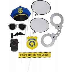 """Police"""" photo kit"""