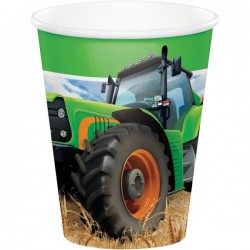 Cups Tractor
