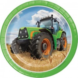 Small Plates Tractor