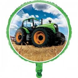 Balloon Tractor foil