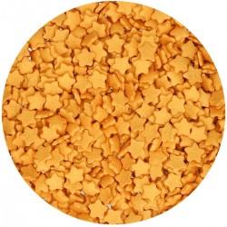 Paillettes étoiles couleur Or 60g