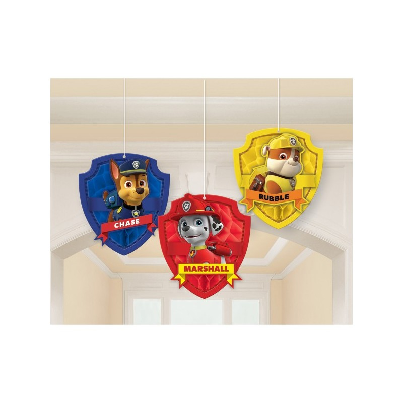 Hanging decoration Paw Patrol