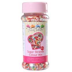 "Sugar Strands ""Colour Mix"" - 80g"