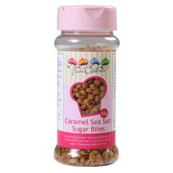 "SugarBites Caramel au sel de mer ""see salt"" - 65g"