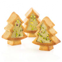 Silicone mould Christmas Tree