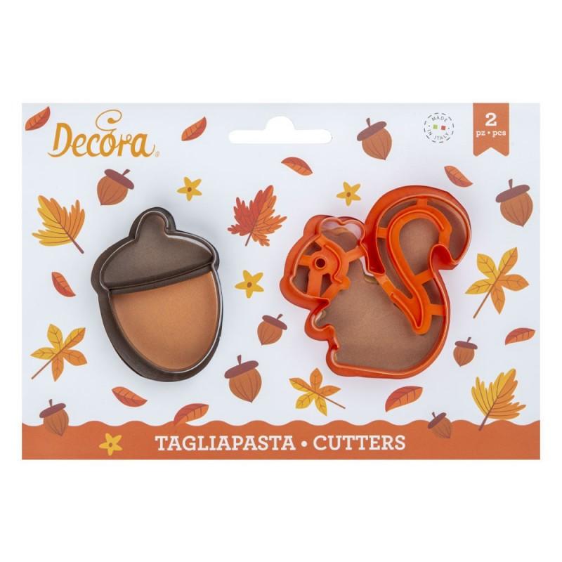 Cookie-cutters squirrel