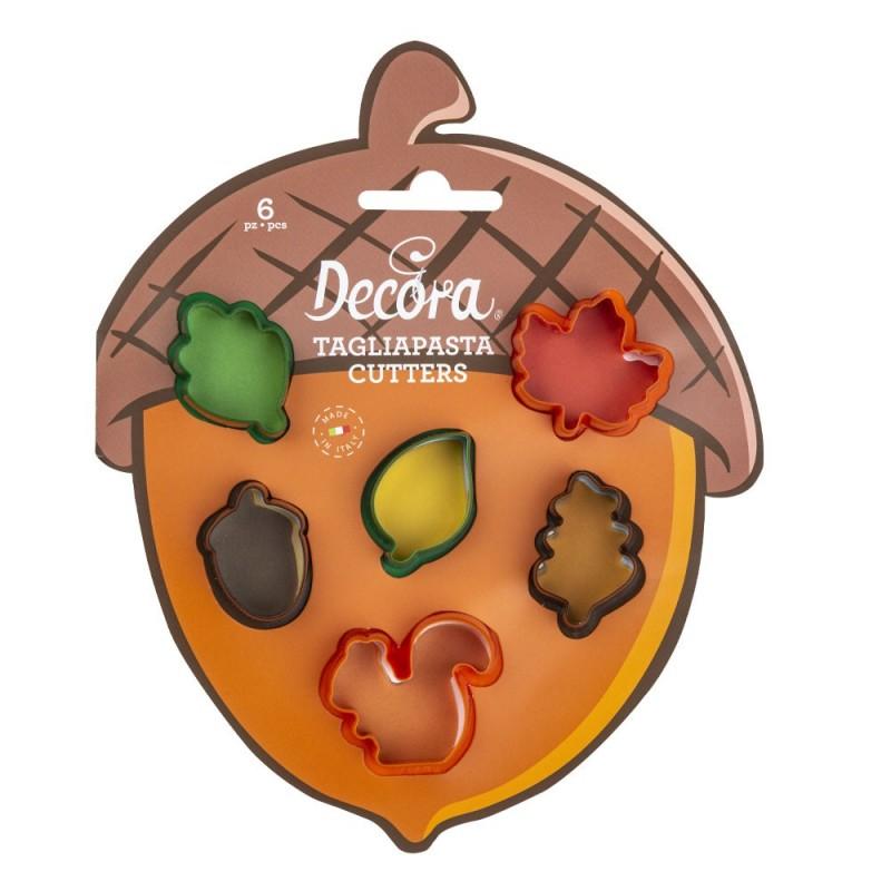 Cookie-cutters autumn
