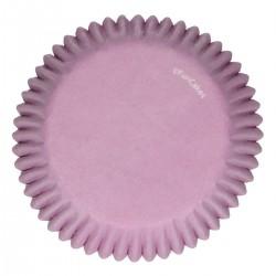 Caissettes Violet pk 48