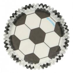 Caissettes Football pk 48