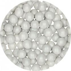 Perles blanc en chocolat