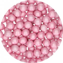 Pearls Pink in chocolate