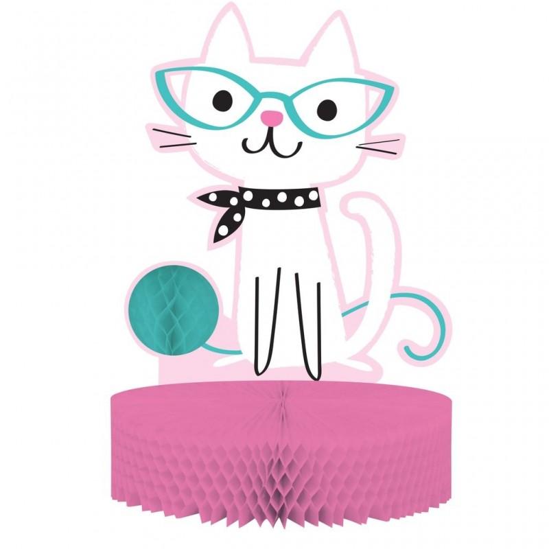 Table decoration 3D Cat