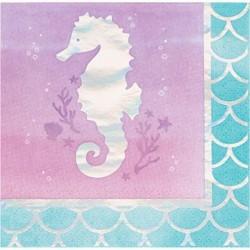 Kleine Meerjungfrau-Handtücher