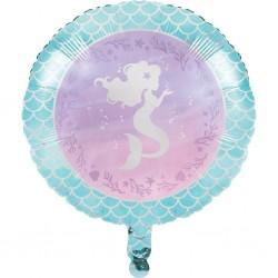 Meerjungfrau Ballon