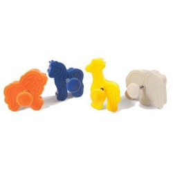 Wonder Cakes Plunger Cutter - Animaux - set4