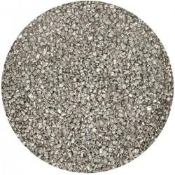 "Zuckerkristalle ''Metallic Silver"" 80g"