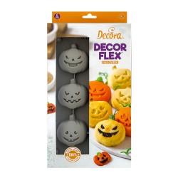 Pumpkins Silicone mould
