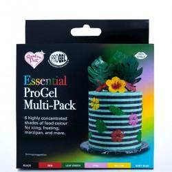 Colorants gel Progel Set Essential