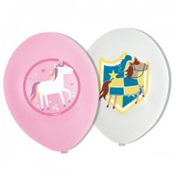 Horse/unicorn balloons