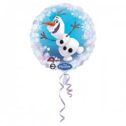 Ballon Olaf aluminium