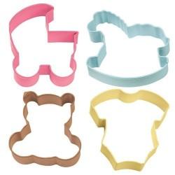 Emporte-pièces accessoires bébé