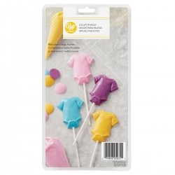 Lollipop mould body