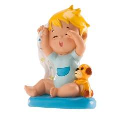Figurine bébé garçon