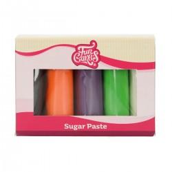 Sugar paste - Kit Halloween