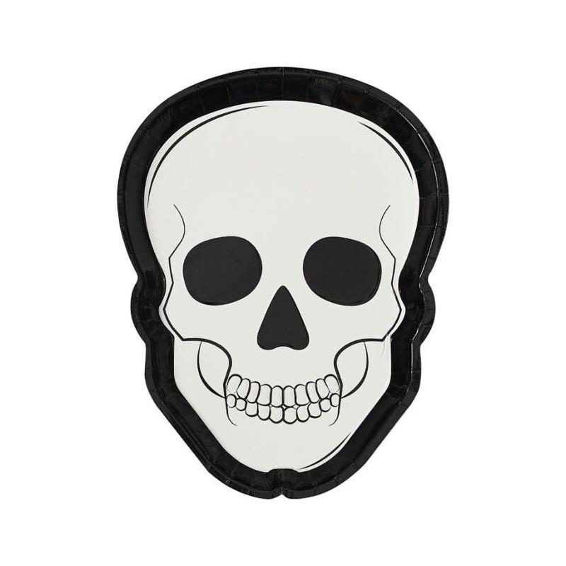 Plates Skull
