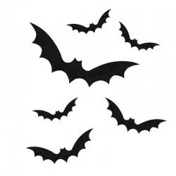 Window stickers Bats