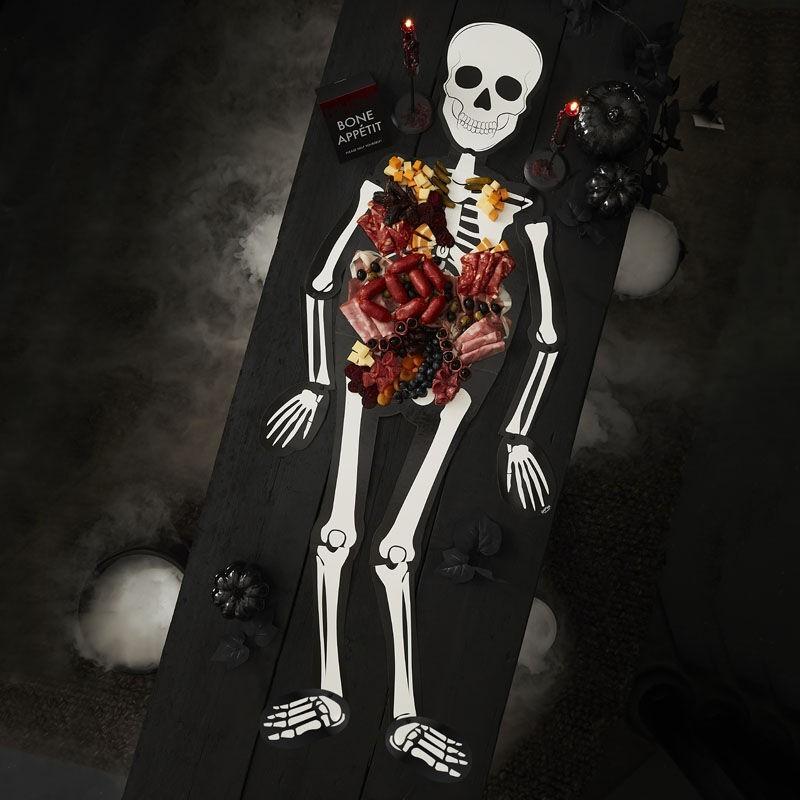 Appetizer board Skeleton