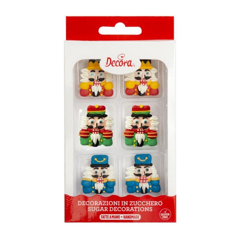 Packaging Decorations - Nutcracker