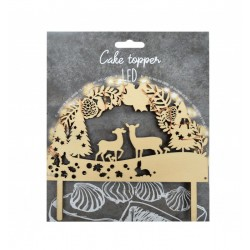 """Packaging Led topper """"Enchanted Forest"""