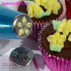 """Nifty Nozzle - Fleur éclat d'étoile """"Starburst Flower"""""""